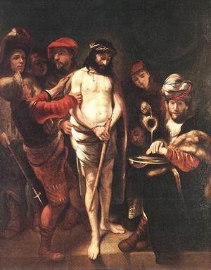 Christ before Pilate 1649-50