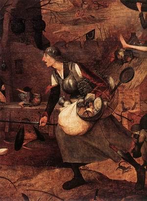 Dulle Griet (detail) c. 1562