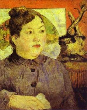 Madame Alexandre Kohler,1887-1888