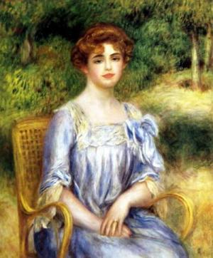 Madame Gaston Bernheim de Villers,nee Suzanne Adler, 1901
