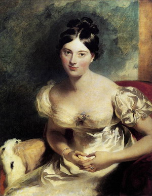 Margaret, Countess of Blessington 1822