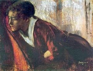 Melancholy 1874