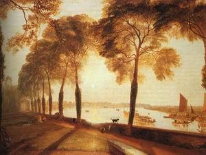 Mortlake Terrace 1826