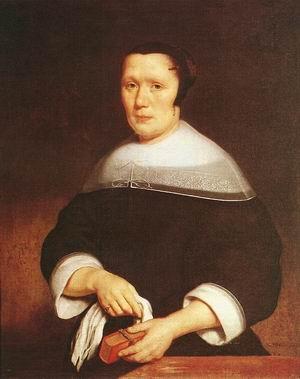Portrait of a Woman 1667