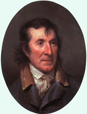 Portrait of Gilbert Stuart 1805