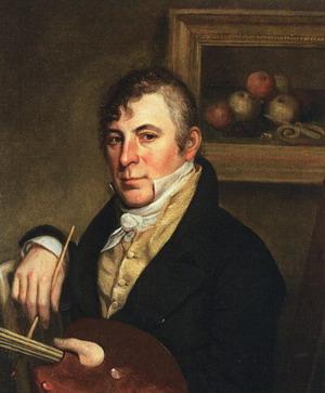 Portrait of Raphaelle Peale 1822