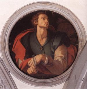 St Luke c. 1525