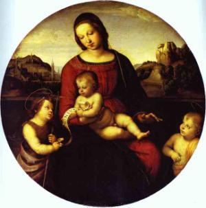 Terranuova Madonna. c.1505