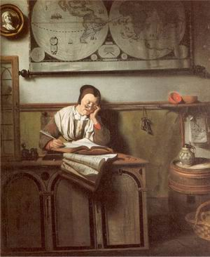 The Account Keeper 1656