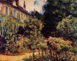 The Artists House at Giverny 1913