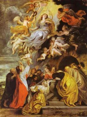 The Assumption of the virgin 1626
