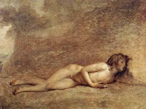 The Death of Bara 1794