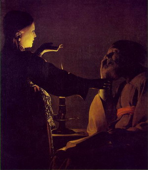 The Dream of St Joseph c.1640