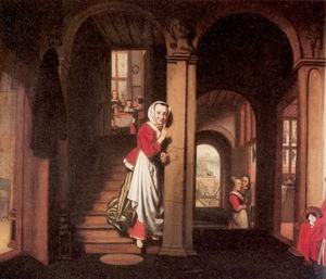 The Eavesdropper 1657