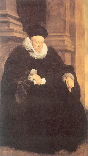 The Genoese Senator 1621-23