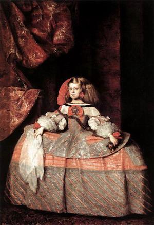 The Infanta Don Margarita de Austria c. 1660