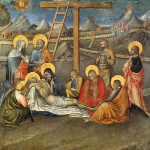 The Lamentation 1445
