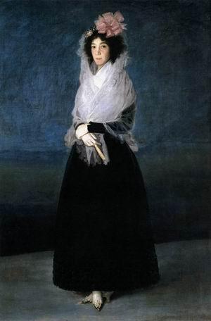 The Marquesa de la Solana 1794-95