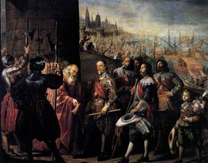 The Relief of Genoa 1634-35