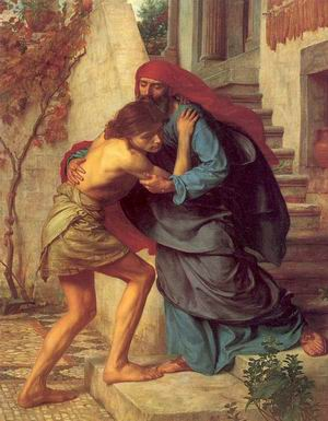 The Return of the Prodigal Son 1869
