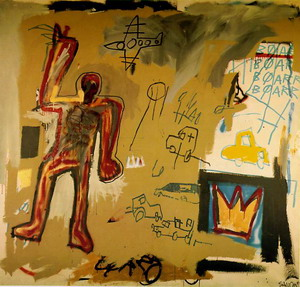 Untitled (Red Man) 1981