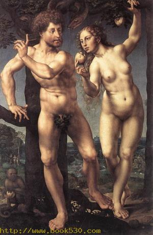 Adam and Eve 1525