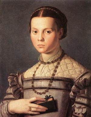 Portrait of a Young Girl 1541-45