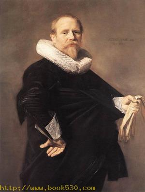 Portrait of a Man 1630
