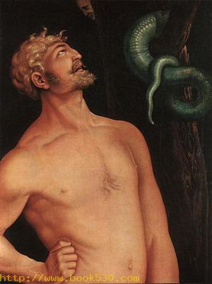 Adam (detail) 1524