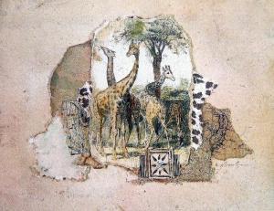Aftican Odyssey Giraffes
