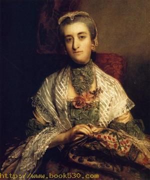 Caroline, Lady Holland. 1757-58