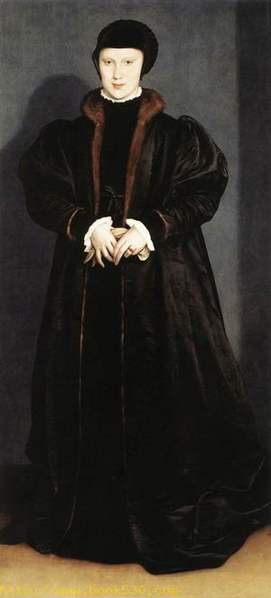 Christina of Denmark, Ducchess of Milan 1538
