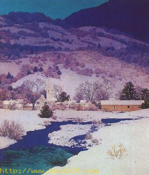 Christmas Eve (Deep Valley) 1948