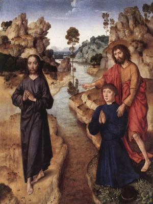 Ecce agnus Dei 1462-64