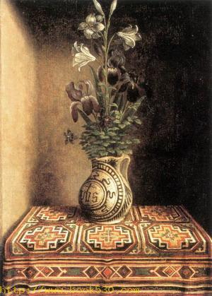 Flower Still-life c. 1490