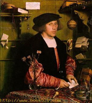 Georg Gisze, a German merchant in London 1532