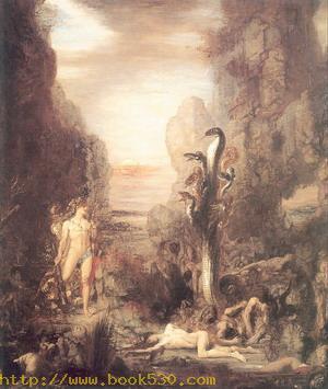 Hercules and the Lernaean Hydra 1869-76