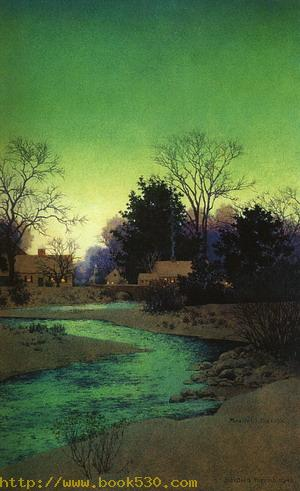 Lull Brook Winter, detail 1945