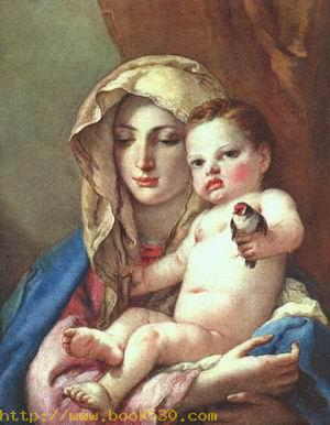 Madonna of the Goldfinch c. 1760