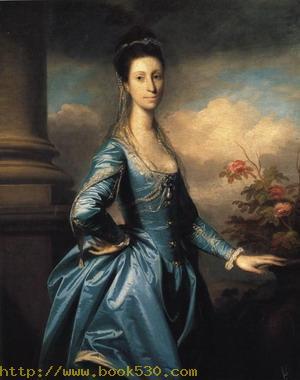 Miss Elizabeth Ingram. 1757