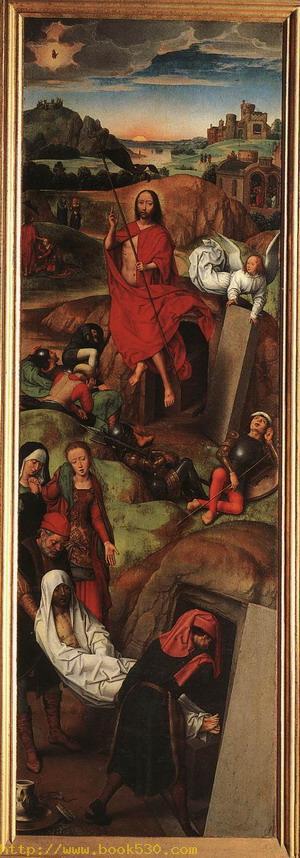 Passion (Greverade) Altarpiece (right wing) 1491