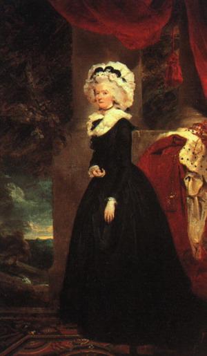 Philadelphia Hannah, First Viscountess Cremorne 1789