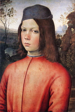 Portrait of a Boy 1481-83