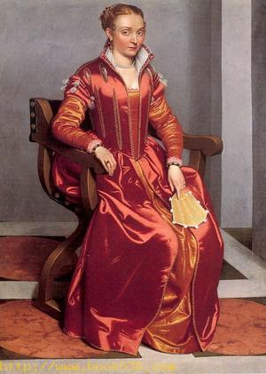 Portrait of a Lady 1557-60