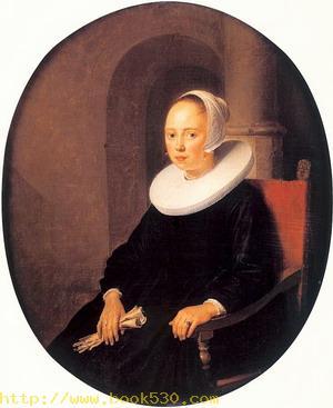 Portrait of a Woman 1642-46