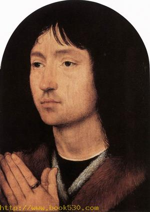 Portrait of a Young Man at Prayer c. 1487