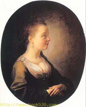 Portrait of a Young Woman 1635-40