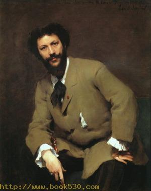 Portrait of Carolus-Duran, 1879