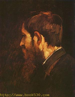 Portrait of LaszloPaal 1877