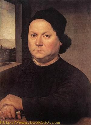 Portrait of Perugino c. 1504